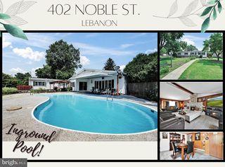 402 Noble St, Lebanon, PA 17042