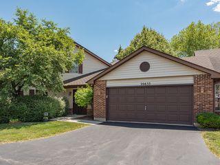 20833 W Hickory Ct, Plainfield, IL 60544