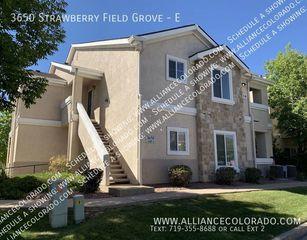 3650 Strawberry Field Grv #E, Colorado Springs, CO 80906