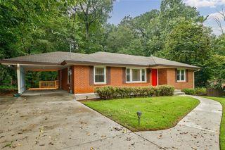 1095 Latham Rd, Decatur, GA 30033