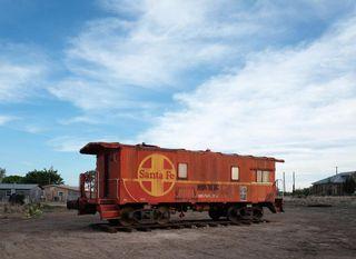 1400 W Fremont St, Marfa, TX 79843