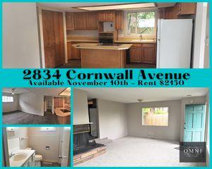 2834 Cornwall Ave, Bellingham, WA 98225
