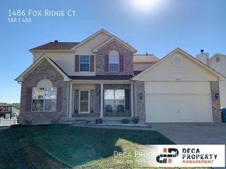 1486 Fox Ridge Ct, Arnold, MO 63010