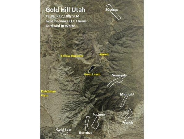 Pony Express Overland Stage Trail Rodenhouse Wash Gold Hill Ut