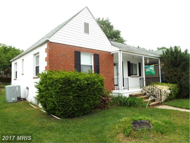 500 Old Home Rd, Baltimore, MD 21206