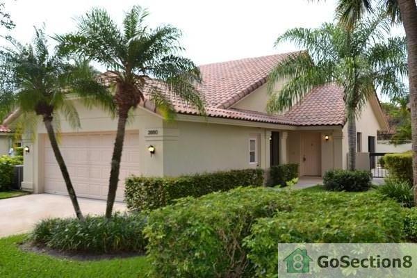 2880 Eagle Ln, West Palm Beach, FL 33409 - 3 Bed, 2 Bath - 7 Photos