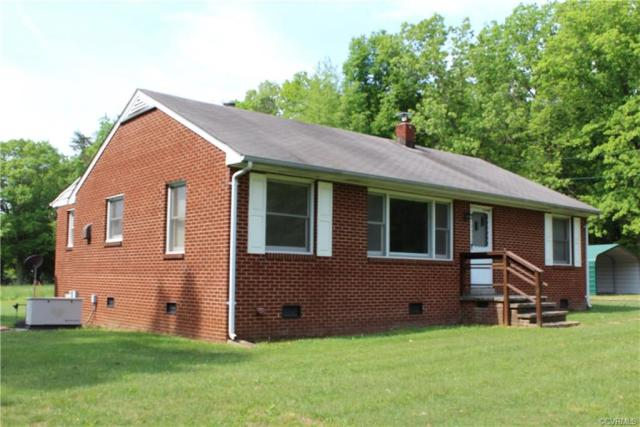 1150 Octagon Church Rd, Bumpass, VA 23024 - 3 Bed, 1 Bath Single