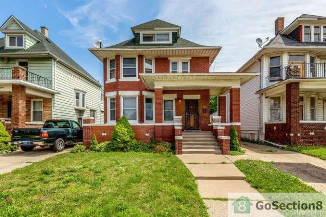 932 E Grand Blvd, Detroit, MI 48207 - 1 5 Bath Single-Family Home