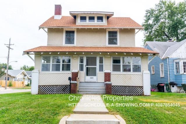2551 Titus Ave, Omaha, NE 68112 - 4 Bed, 1 Bath Single-Family Home