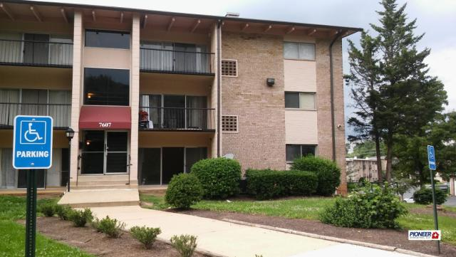 7607 Fontainebleau Dr 2356 New Carrollton Md 20784