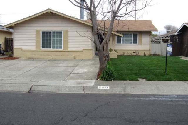 290 Citrus Ave, Vacaville, CA 95688 - 3 Bed, 2 Bath Single
