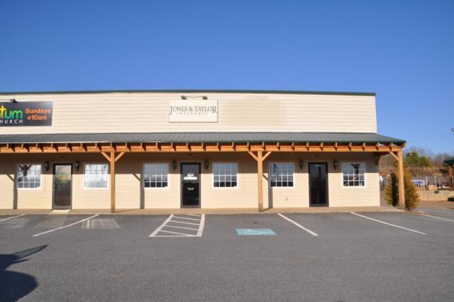 Boiling Springs High School Building