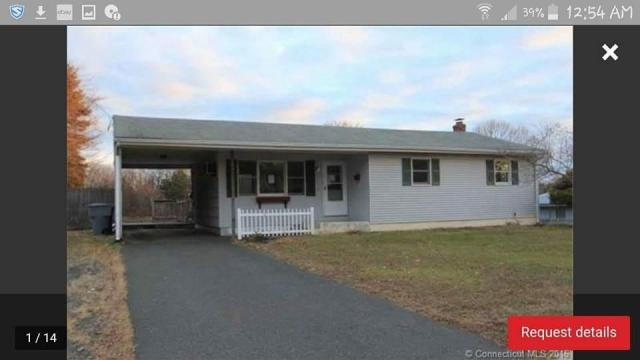 47 Heron Rd, Enfield, CT 06082 - 3 Bed, 1 Bath Single-Family