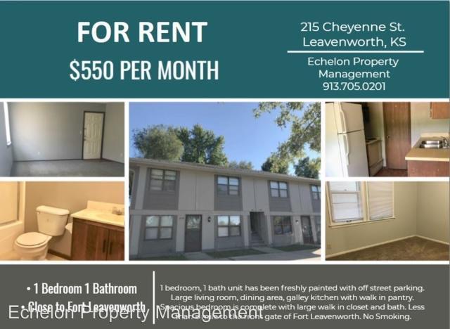 215 Cheyenne St Leavenworth Ks 66048