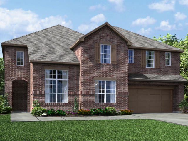 5012 Plan in Riverstone Ranch - The Manor - Estate, Houston