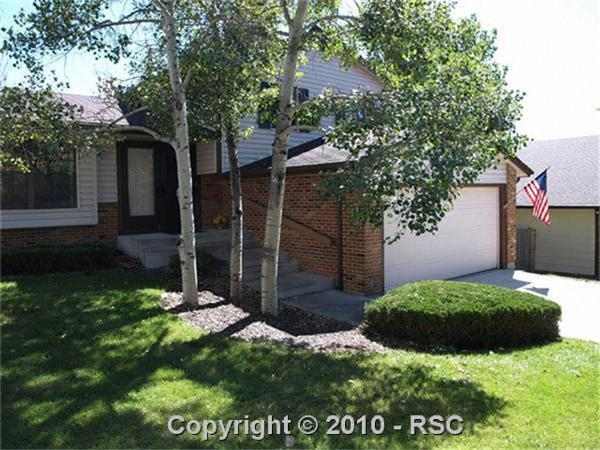 4730 W Old Farm Cir, Colorado Springs, CO 80917 - 3 Bed, 2 5