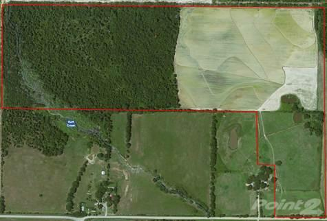 140 Acres Farmand Hunting Land Hubbard Rd West Point White County
