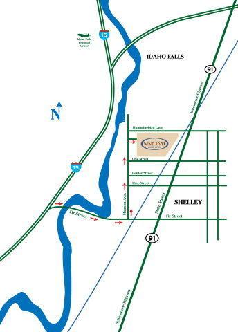 L13 Blk2 Windo River Dr Shelley Id 83274 Trulia