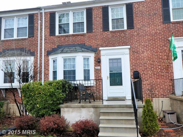 307 Old Trail Rd, Baltimore, MD 21212