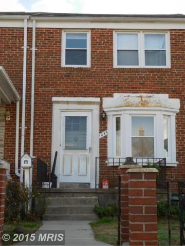 1045 Arncliffe Rd, Baltimore, MD 21221