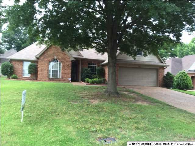 1885 Pecan Meadows Dr, Southaven, MS 38671 - 3 Bed Single
