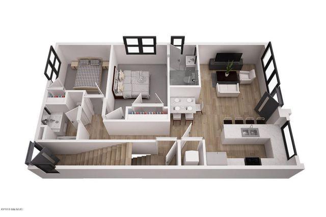 633 Fairview Ave NE #1, Grand Rapids, MI 49503 - 2 Bed, 2