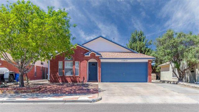 12021 David Forti Dr, El Paso, TX 79936 - Single-Family Home