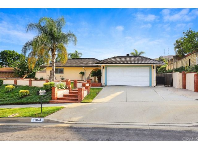 17804 Contra Costa Dr, Rowland Heights, CA 91748   4 Bed, 2 ...