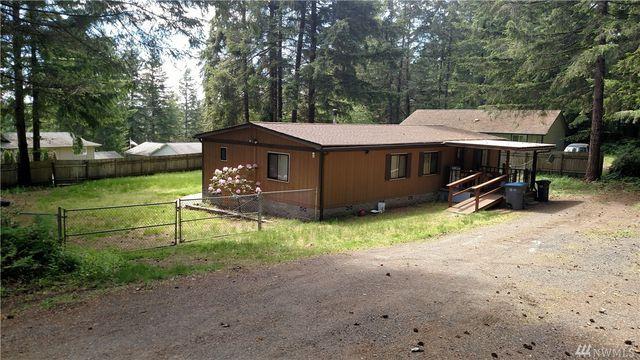 921 NE Larson Lake Rd, Belfair, WA 98528 - 2 Bed, 2 Bath