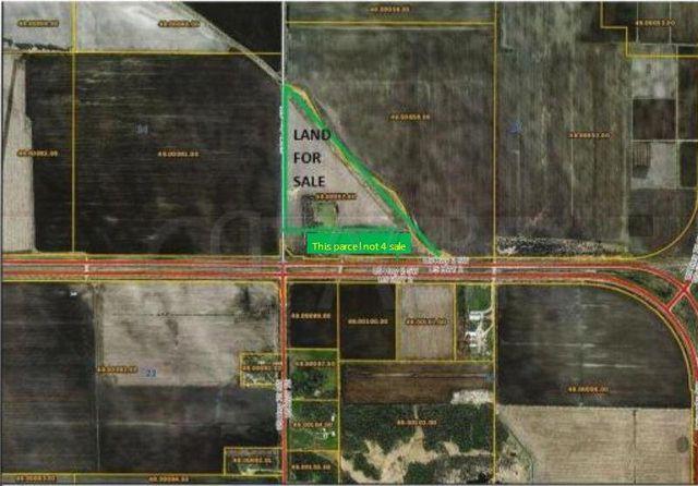 26850 Us Highway 2 Sw Crookston Mn 56716 3 Bed 1 Bath Farm - Us-highway-2-map