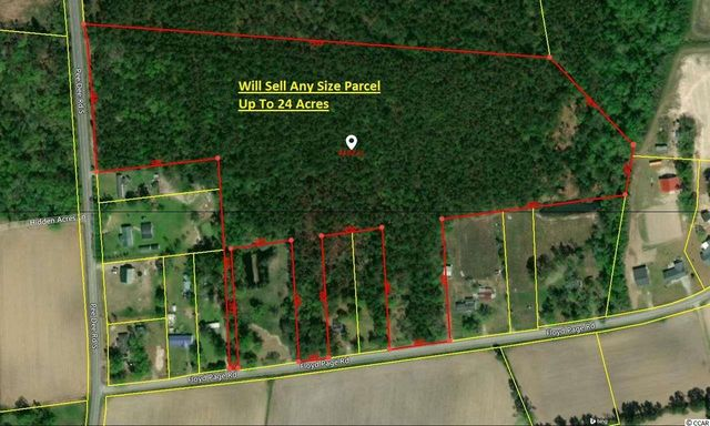 5 Acres Floyd Page Rd