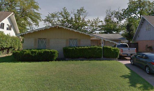 3626 Edgewood Dr, Garland, TX 75042 - 2 Bath Single-Family