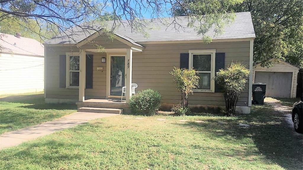 789 S Willis St Abilene Tx 79605 1 Bath Single Family Home 10