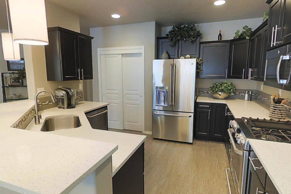 Hayden Homes Hudson Floor Plan: 3424 Durst St, Medford, OR 97504