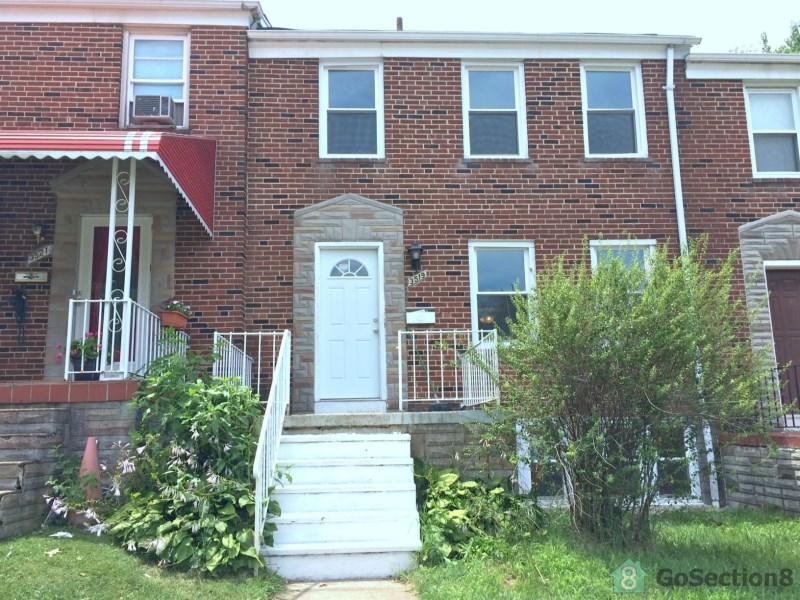 3519 Pelham Ave, Baltimore, MD 21213 - 2 Bath Townhouse - 10 Photos