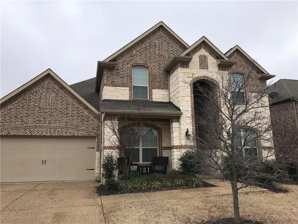 9743 Amberwoods Ln, Frisco, TX 75035 - Single-Family Home