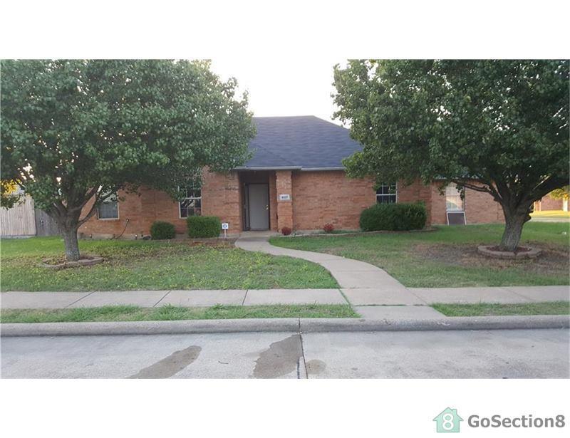 4017 Camden Ln, Sachse, TX 75048 - 3 Bed, 2 Bath Single-Family Home