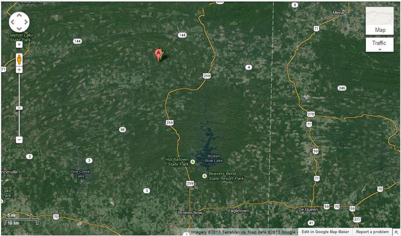 160 Acres Land For Sale Listed 1 500 Acre Bethel Ok 74724
