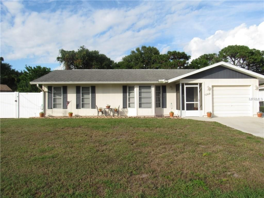 10308 Greenway Ave, Englewood, FL - Single-Family Home ...
