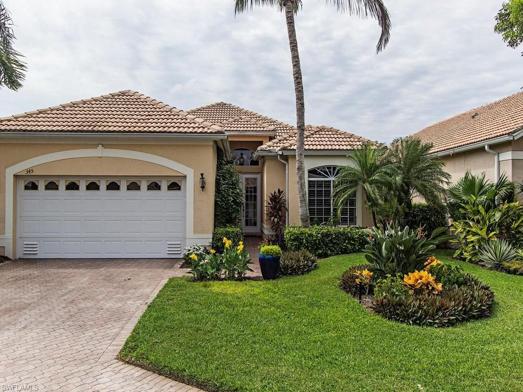 345 Steerforth Ct, Naples, FL 34110 - Single-Family Home