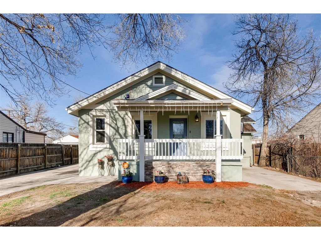 1445 W Nevada Pl, Denver, CO 80223 - 2 Bed, 3 Bath Single