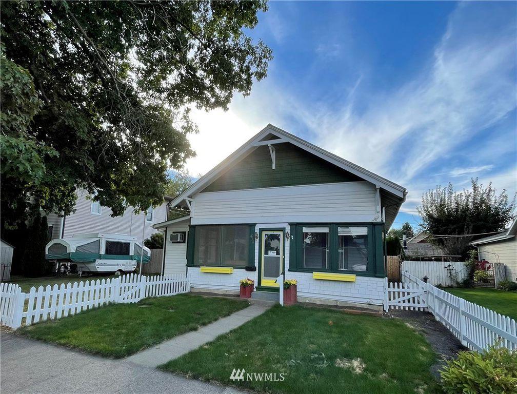 414 E Tremont St, Dayton, WA 99328