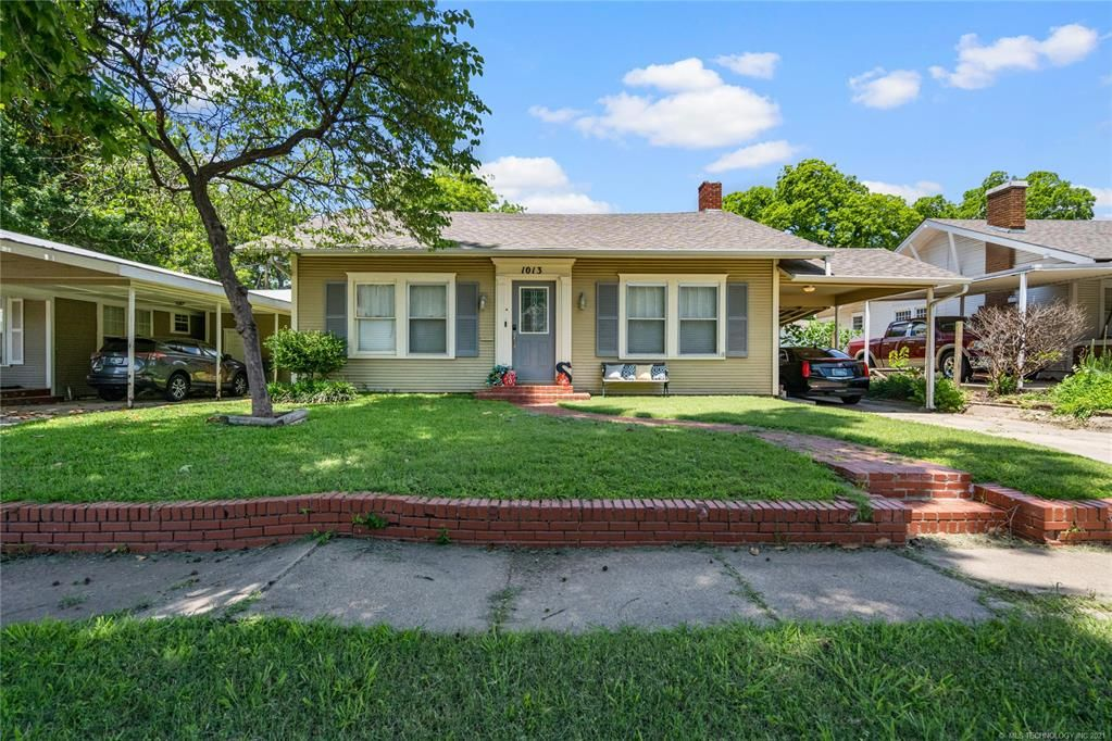 1013 3rd Ave SW, Ardmore, OK 73401