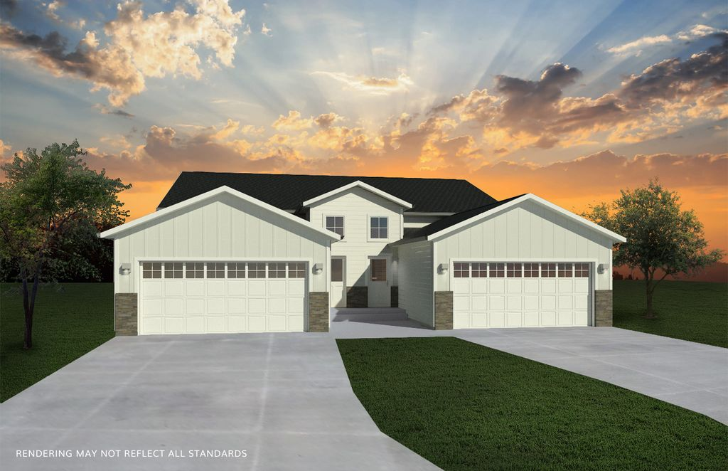 2180 CLASSIC TWIN Plan in Southfield Place, Grand Forks, ND 58201