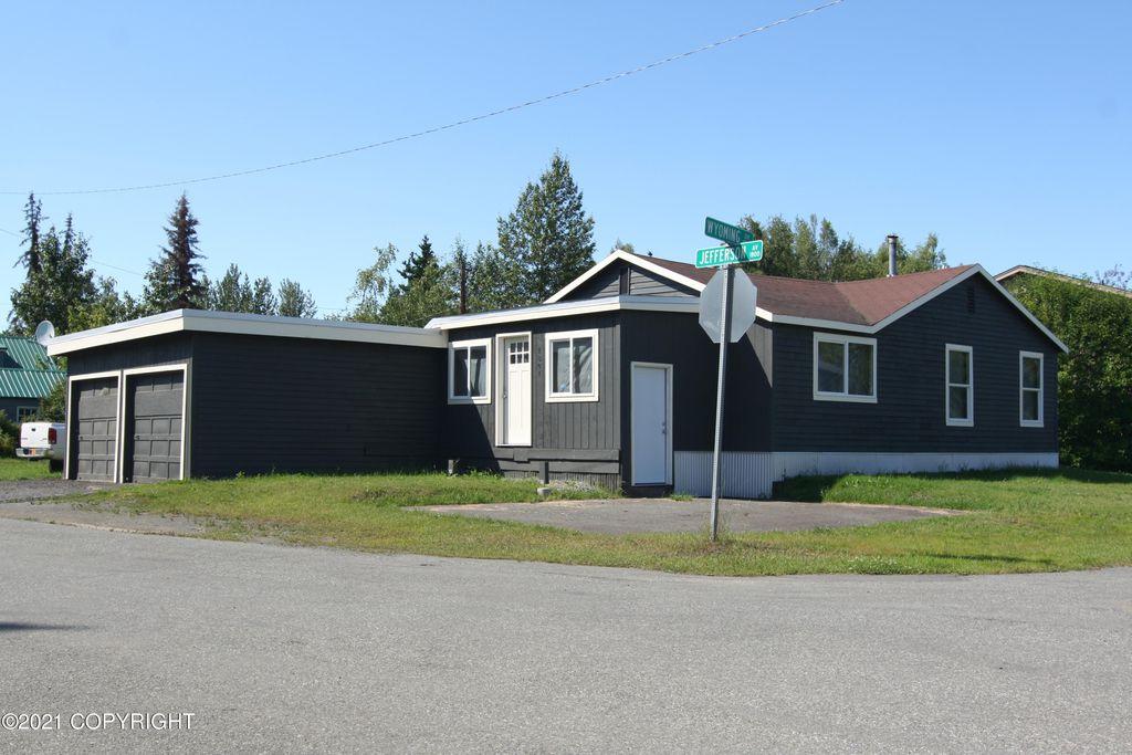 1801 Jefferson Ave, Anchorage, AK 99517