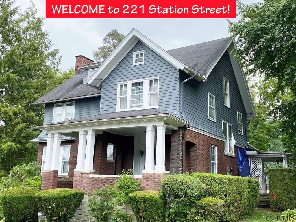 221 Station St, Johnstown, PA 15905
