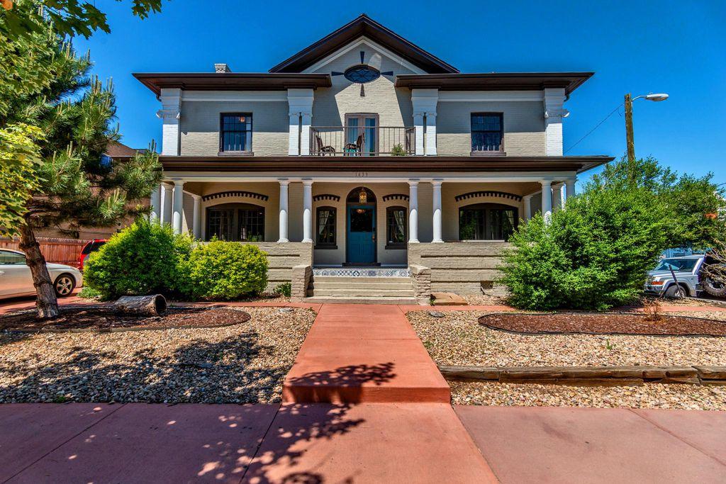 1439 N Franklin St #1, Denver, CO 80218
