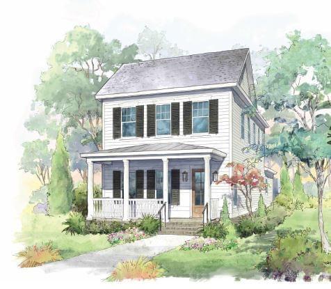Monroe Plan in Avenue Of Oaks, Charleston, SC 29407