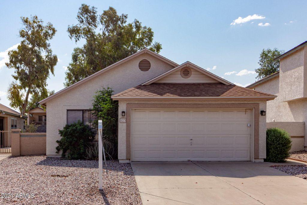 921 S Val Vista Dr #123, Mesa, AZ 85204