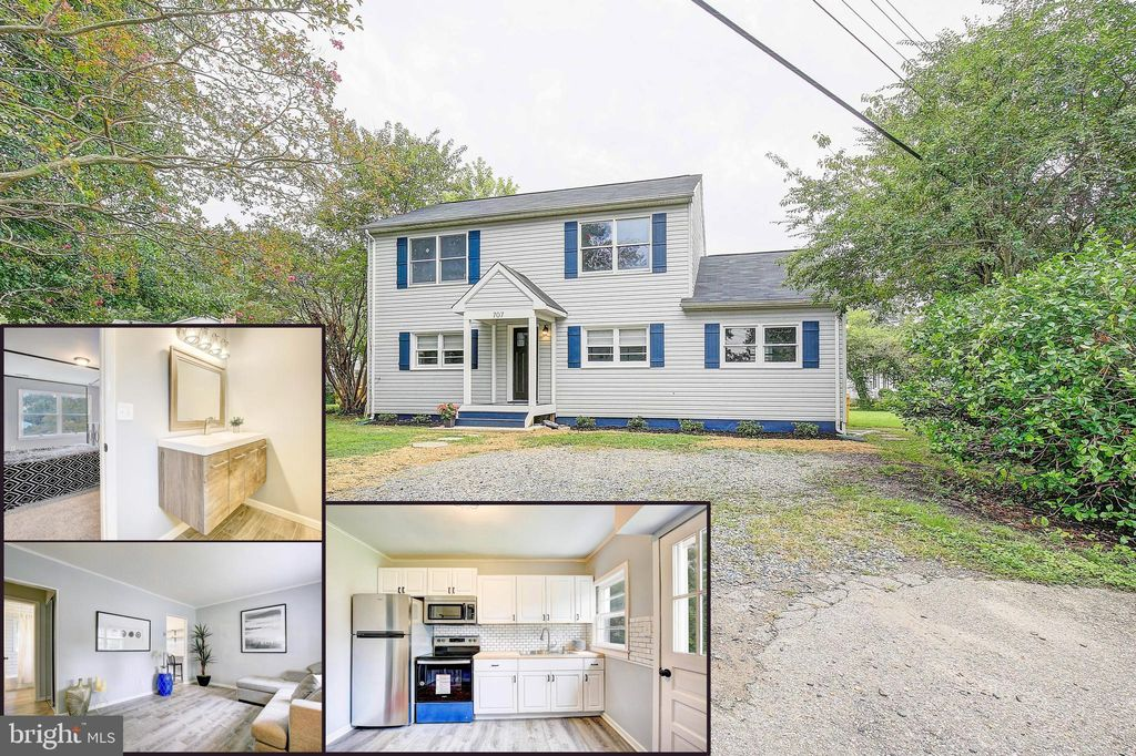 707 Kingfisher Rd, Deale, MD 20751